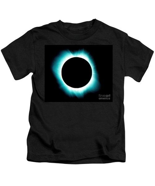 Solar Corona Kids T-Shirt