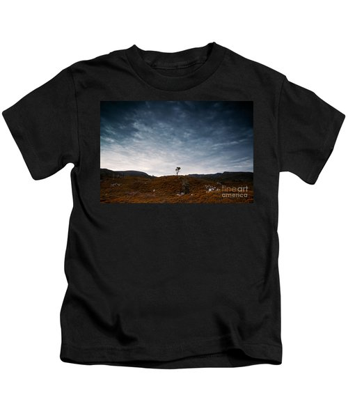 Solitary Tree Kids T-Shirt