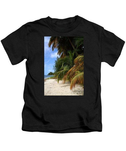 Nude Beach Kids T-Shirt