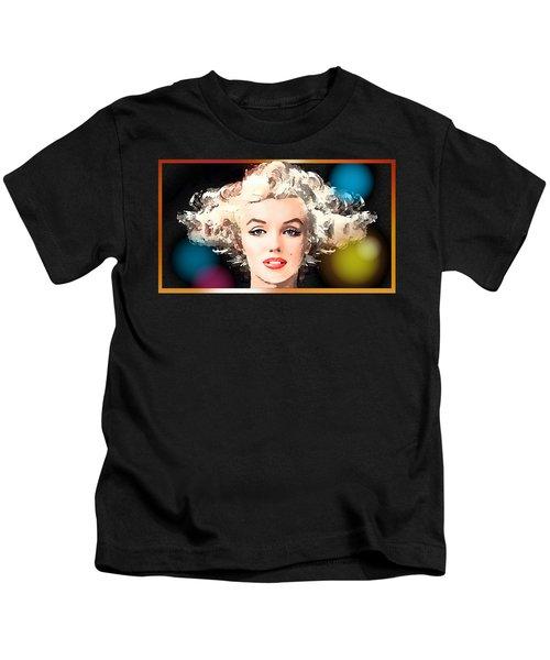 Marilyn - Some Like It Hot Kids T-Shirt
