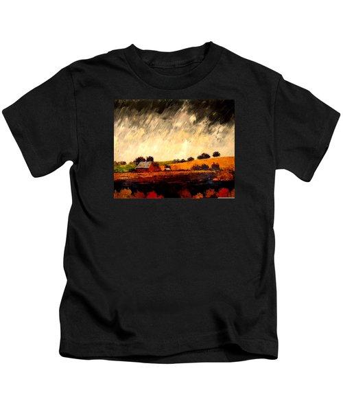 Somewhere Else Kids T-Shirt
