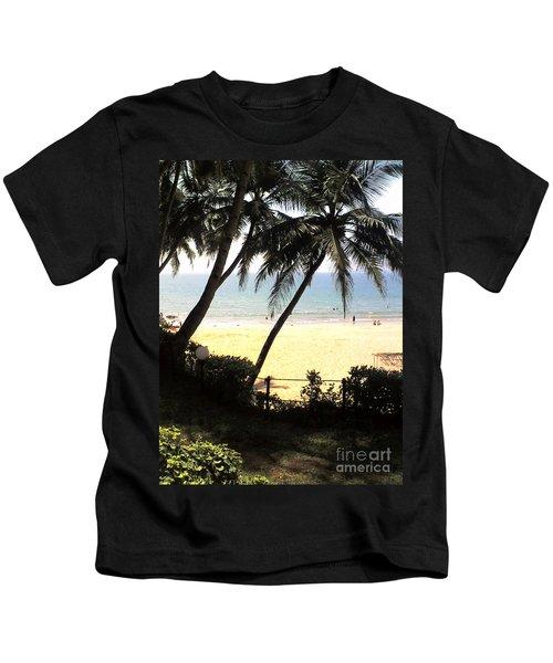 South Beach - Miami Kids T-Shirt