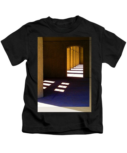 Spanish Arches Light Shadow Kids T-Shirt