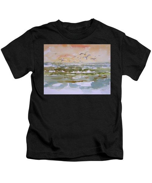 Sparkling Surf Kids T-Shirt