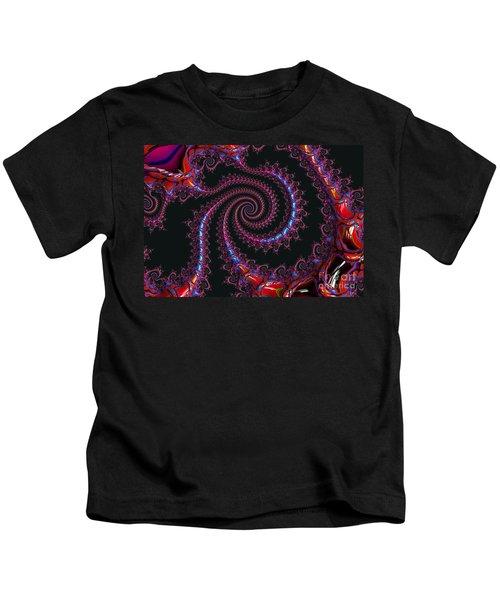 Spinal Twist Kids T-Shirt