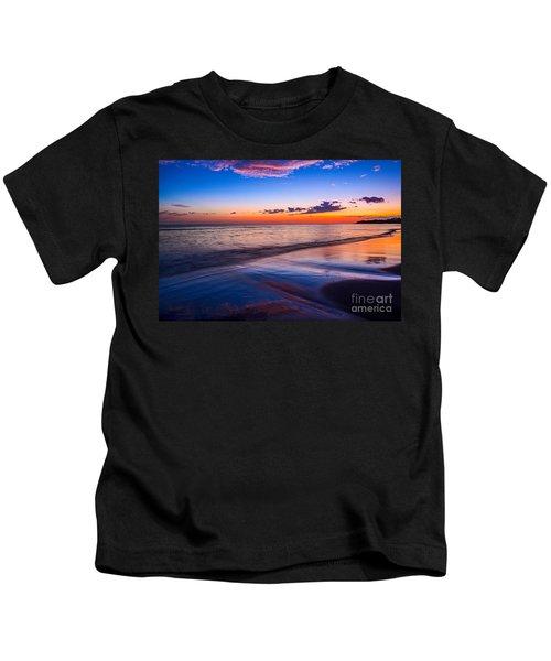 Splashes Of Color - Maui Kids T-Shirt
