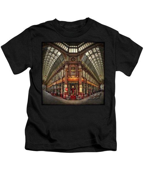 Split Indecision Kids T-Shirt