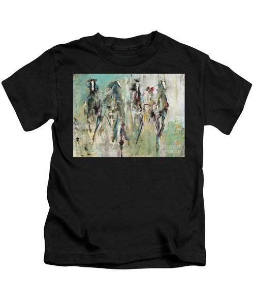 Spooked Kids T-Shirt