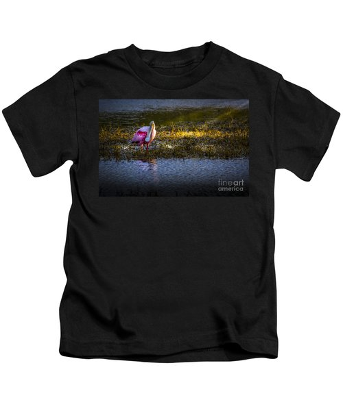 Spotlight Kids T-Shirt by Marvin Spates