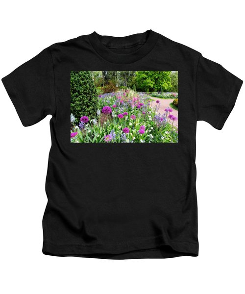 Spring Gardens Kids T-Shirt