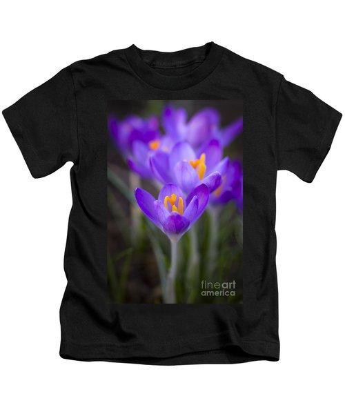 Spring Has Sprung Kids T-Shirt