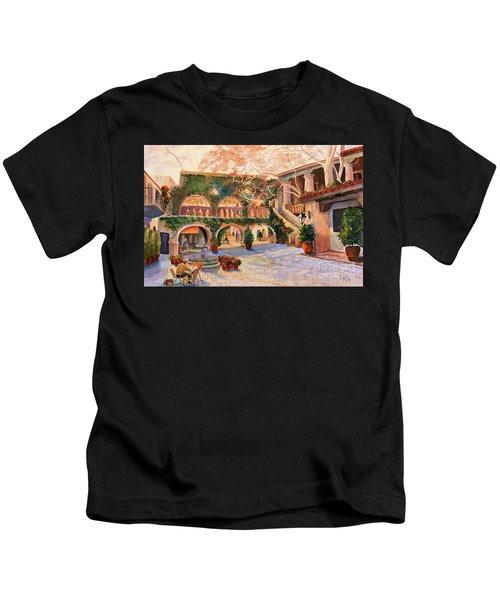 Spring In Tlaquepaque Kids T-Shirt