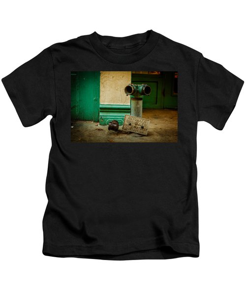 Sprinkler Green Kids T-Shirt