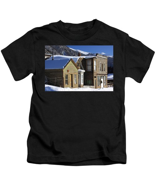 St. Elmo Ghost Town Kids T-Shirt