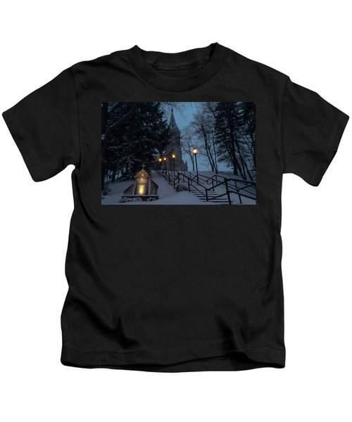 St Mary's Christmas Kids T-Shirt