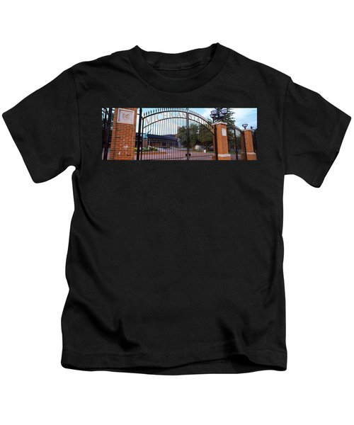 Stadium Of A University, Michigan Kids T-Shirt by Panoramic Images