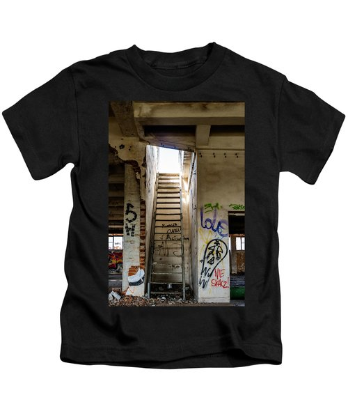 Stairway To Heaven? I Don't Think So... Kids T-Shirt