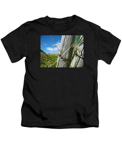 Standing Guard Kids T-Shirt