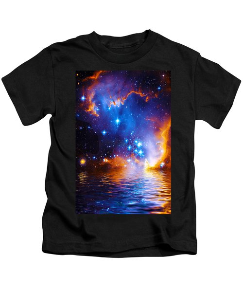Stars As Diamonds Kids T-Shirt
