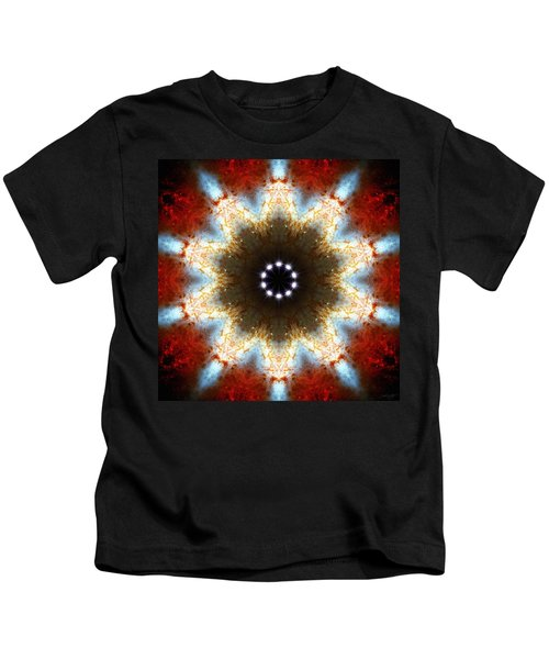 Starburst Galaxy M82 I Kids T-Shirt