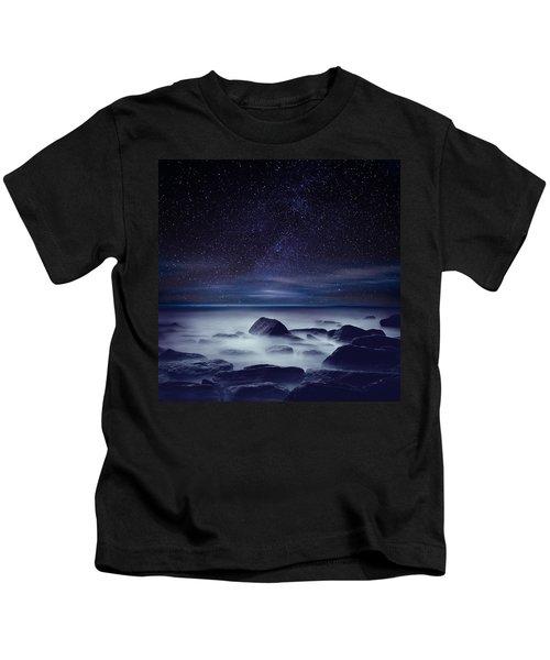 Starry Night Kids T-Shirt