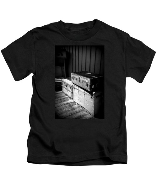 Steamer Trunks Kids T-Shirt