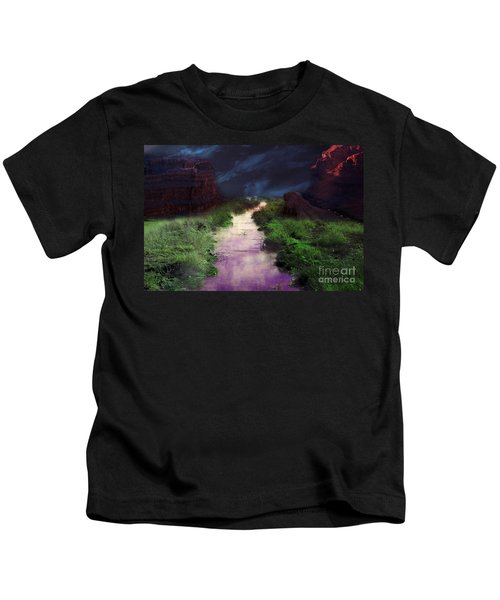Steamy Creek Kids T-Shirt