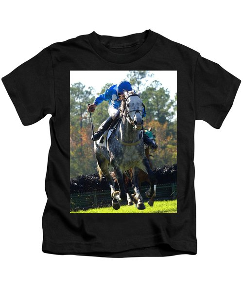 Steeplechase Kids T-Shirt