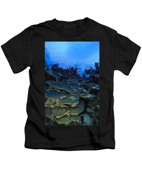 Steps Of The Sea Kids T-Shirt