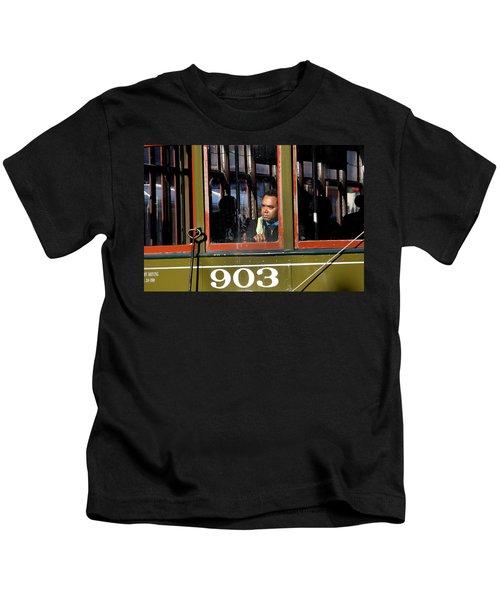 Streetcar 903 Kids T-Shirt