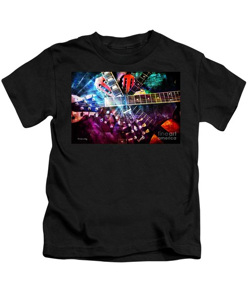 Strings Attached Kids T-Shirt
