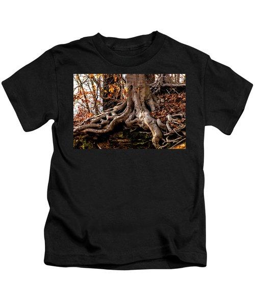 Strong Roots Kids T-Shirt