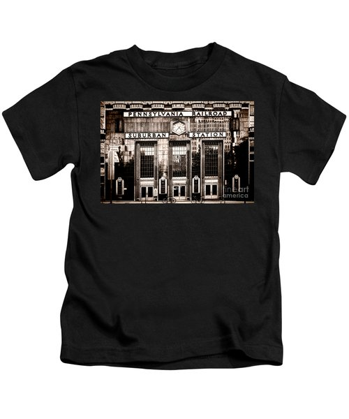 Suburban Station Kids T-Shirt