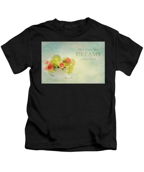 Sugar And Spice With Message Kids T-Shirt