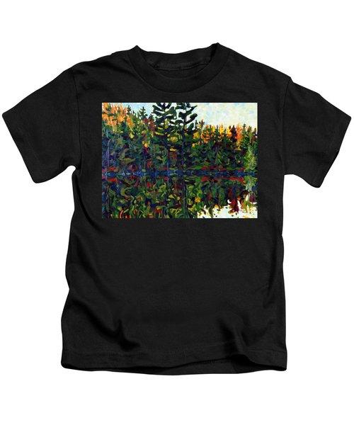 Sun Of Shore Sunrise Kids T-Shirt