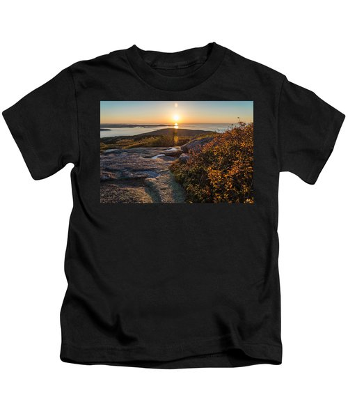 Sun Rise Shock Kids T-Shirt