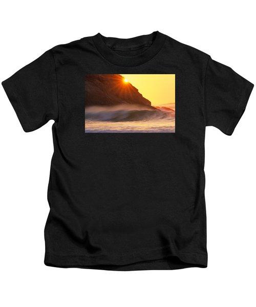 Sun Star Singing Beach Kids T-Shirt
