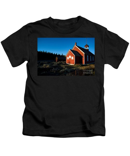 Sunday Morning Coming Down Kids T-Shirt