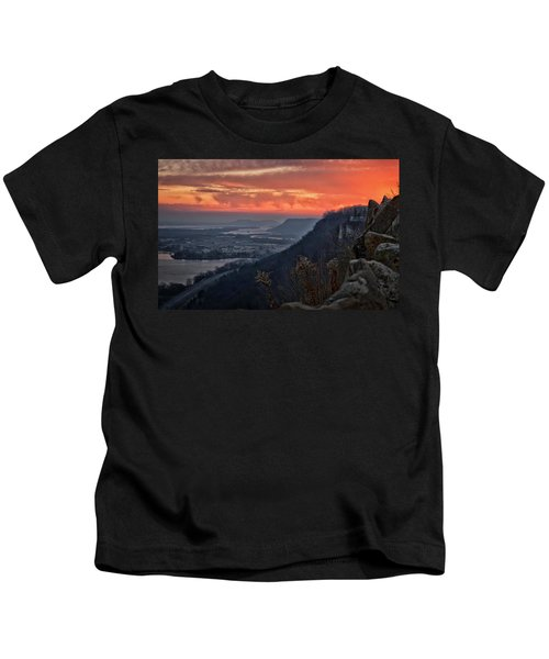 Sunday Sunrise Kids T-Shirt