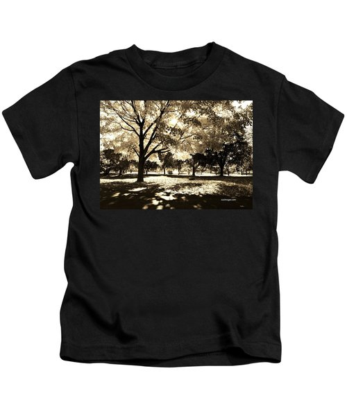 Sunny October Kids T-Shirt