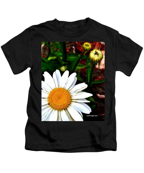 Sunny Side Up Kids T-Shirt