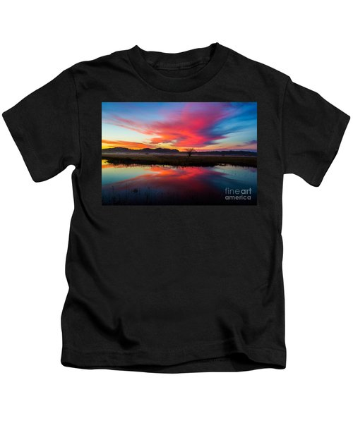 Sunrise Glory Kids T-Shirt