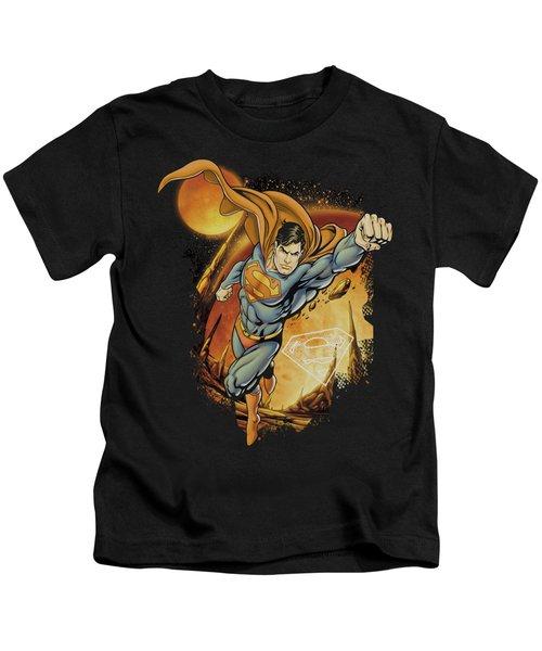 Superman - Last Sons Kids T-Shirt