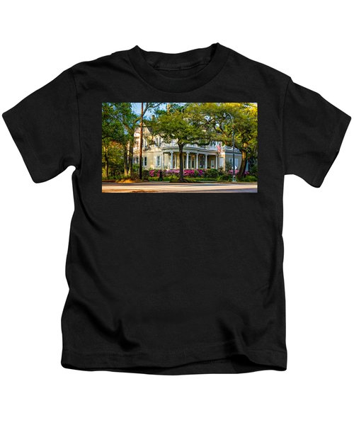 Sweet Home New Orleans Paint Kids T-Shirt