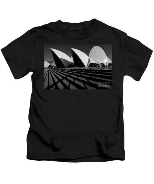 Sydney Opera House 02 Kids T-Shirt