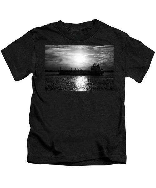 Tanker Twilight Kids T-Shirt