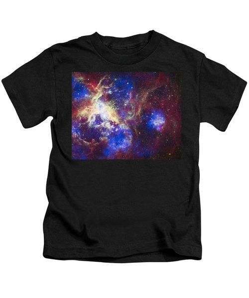 Tarantula Nebula Kids T-Shirt