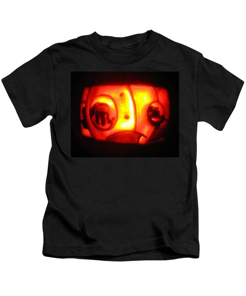 Tarboy Pumpkin Kids T-Shirt