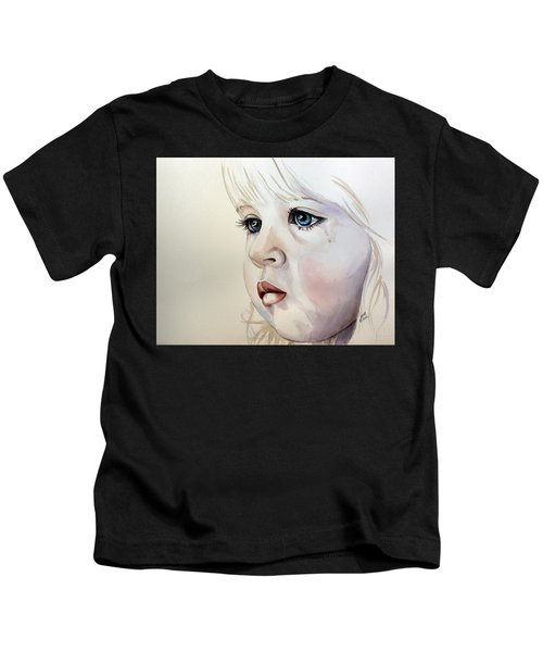 Tear Stains Kids T-Shirt