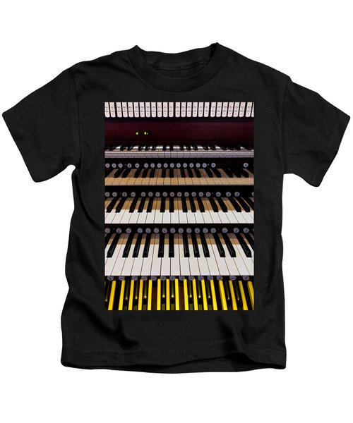 Teeth Of An Instrument Kids T-Shirt